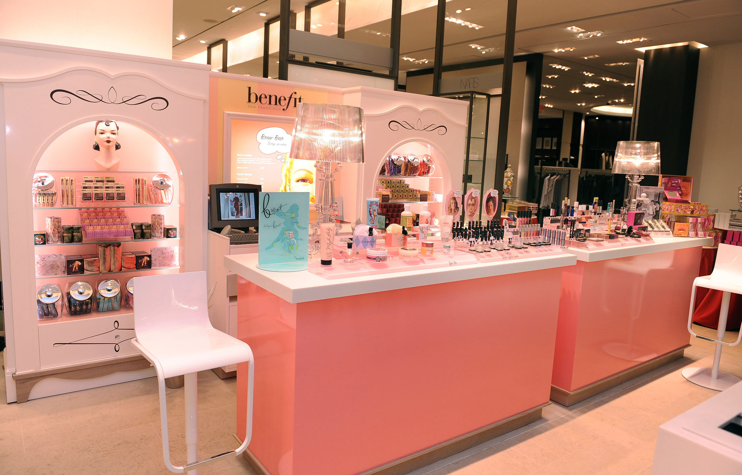 Benefit Opens Brow Bars in Canada!  Canadian Beauty