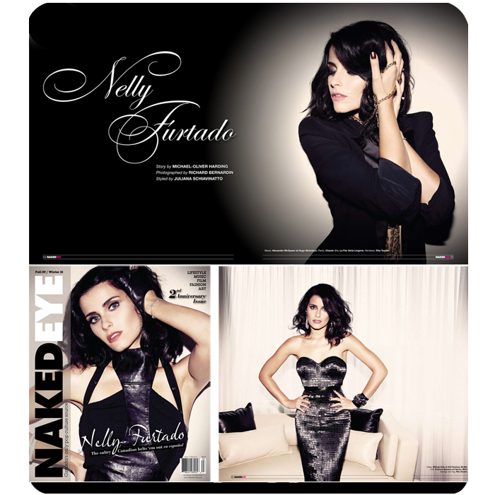 Nelly furtado naked pictures congratulate