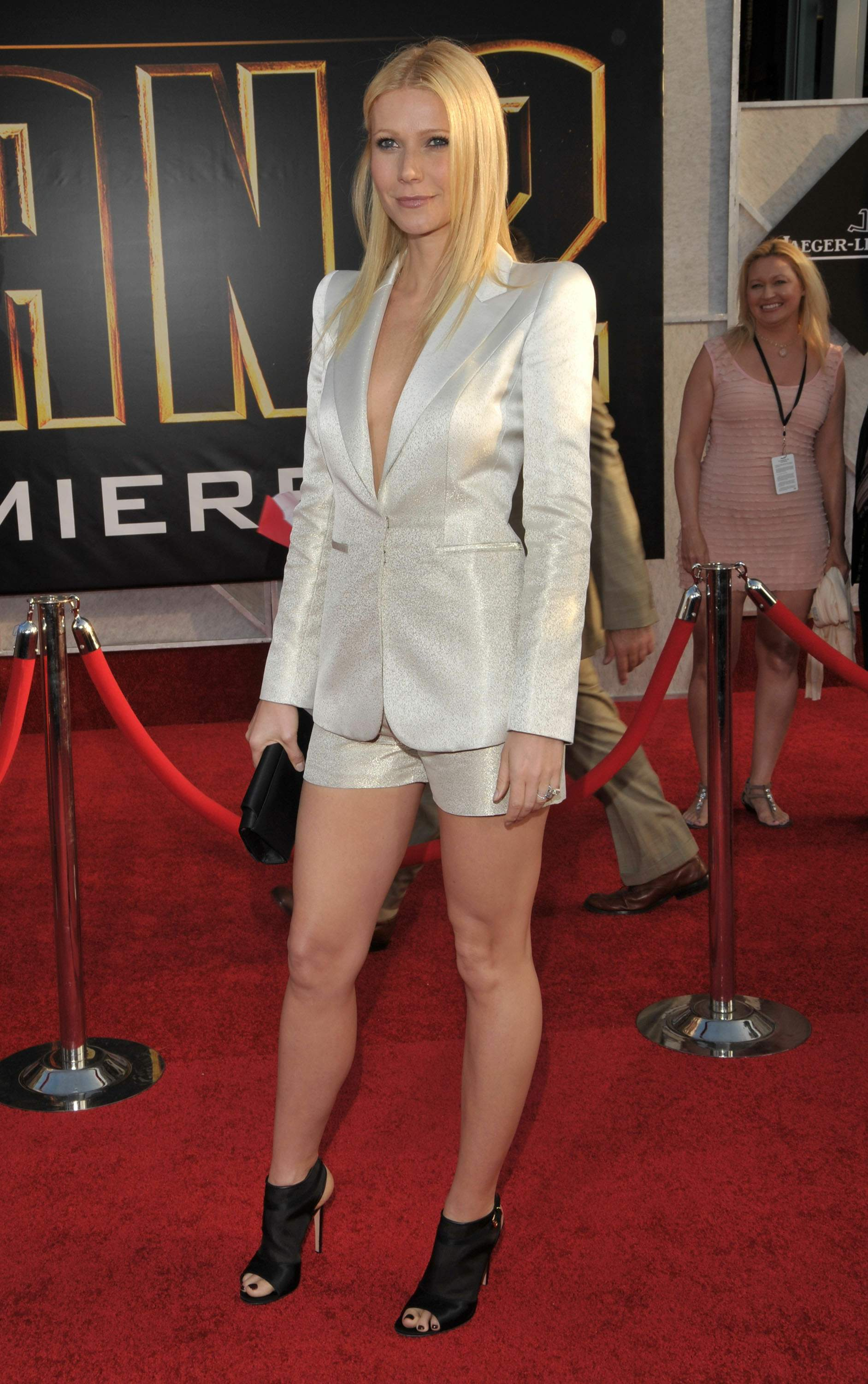 ... it? Gwyneth Paltrow at Iron Man 2 World Premiere | Canadian Beauty