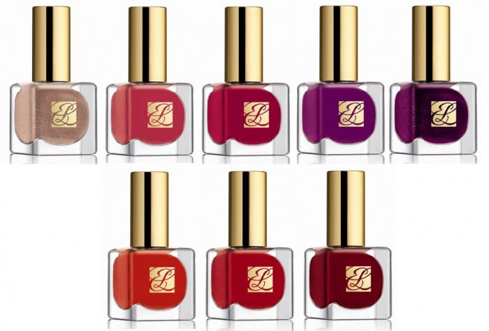 Estee Lauder Nail Lacquer Swatch and Review | Canadian Beauty