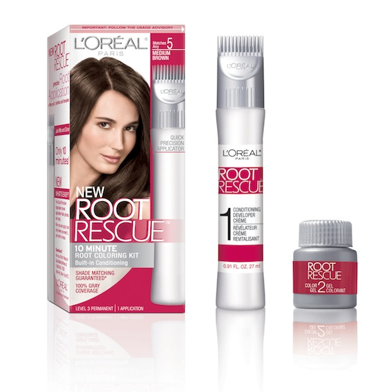 L\'Oreal Root Rescue Review | Canadian Beauty