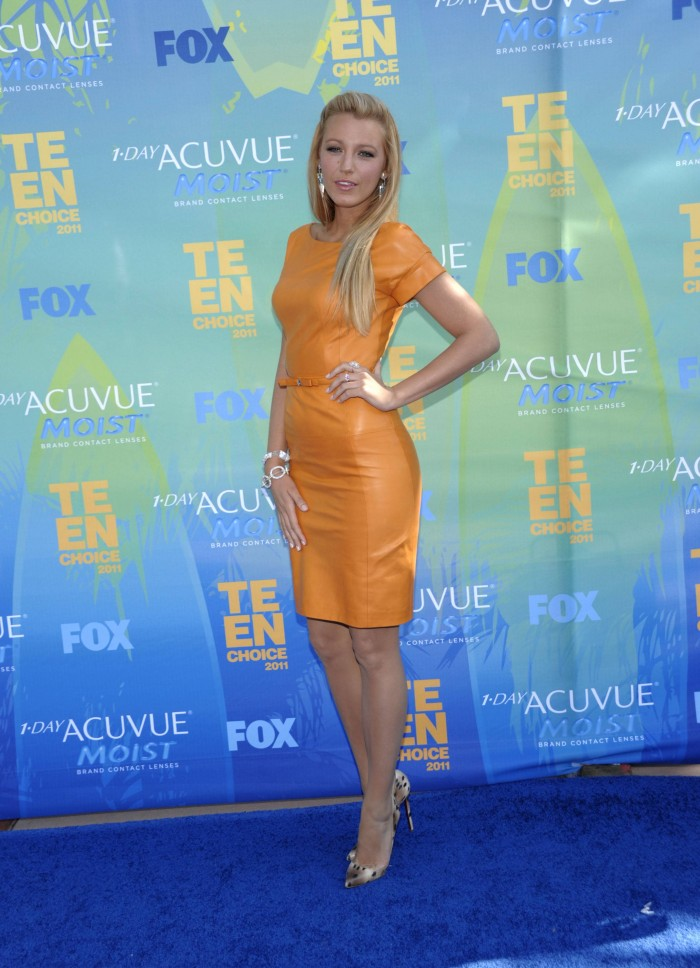 The 2008 Teen Choice Awards InStylecom