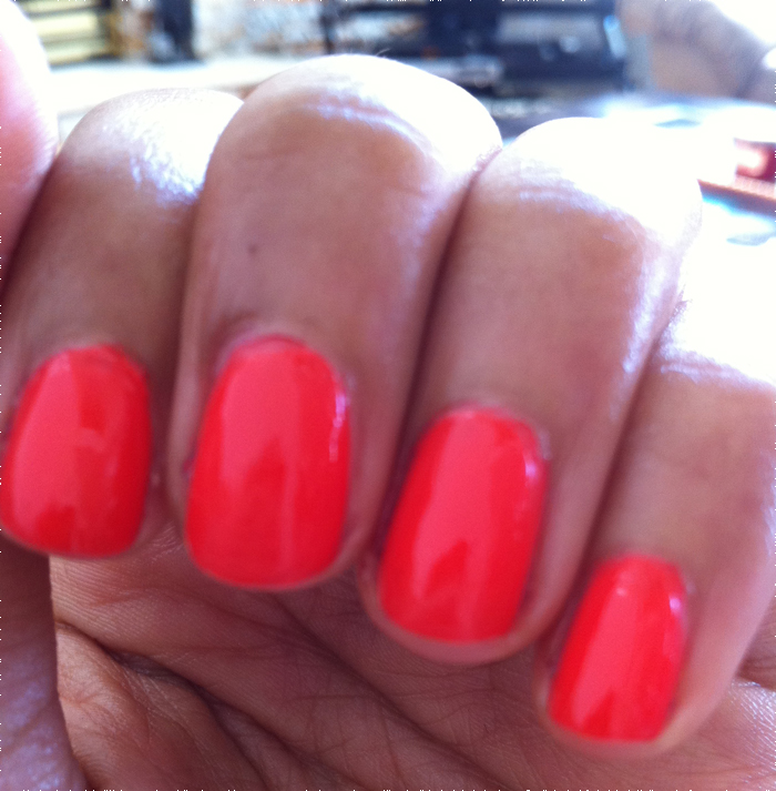 Nail Tek Hydration Therapy Colour Review