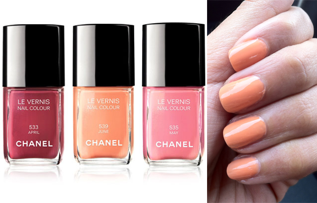 Chanel Spring/Summer 2012 Nail Polishes | Canadian Beauty