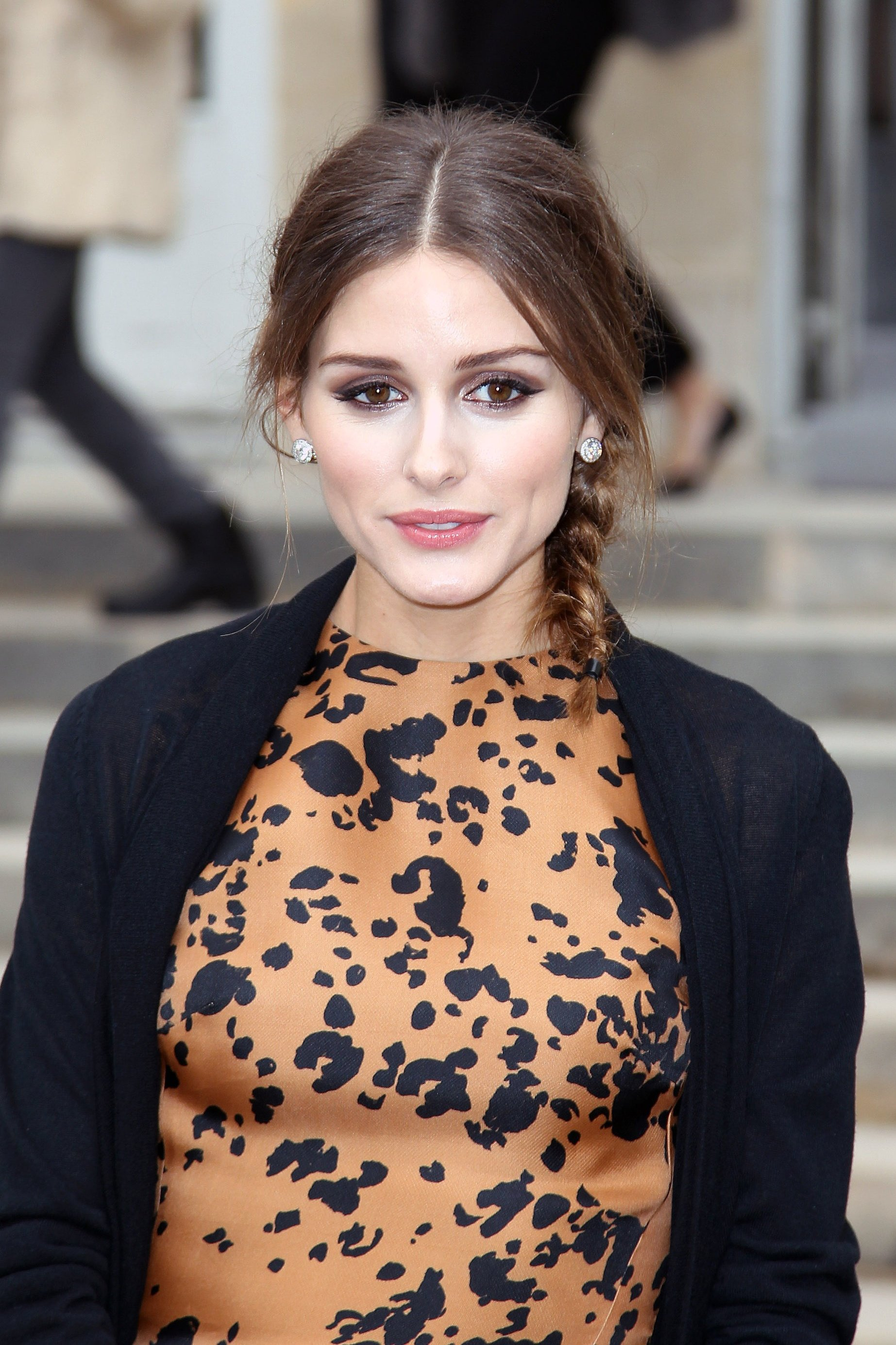 Makeup Inspiration Of The Day Olivia Palermo At Dior Canadian Beauty
