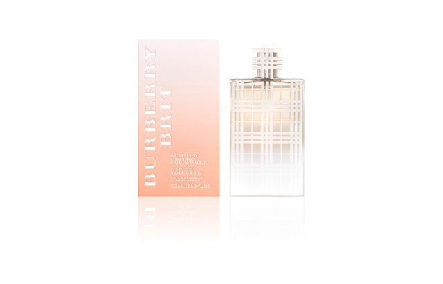 Burberry introduces burberry brit for men and woman fabelish.