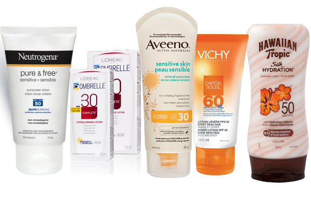Sunscreen Reviews The Good And The Bad From The Creams