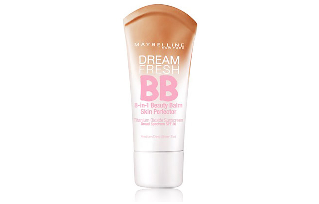 Maybelline Dream Fresh BB Cream Top 10 Summer Beauty Products