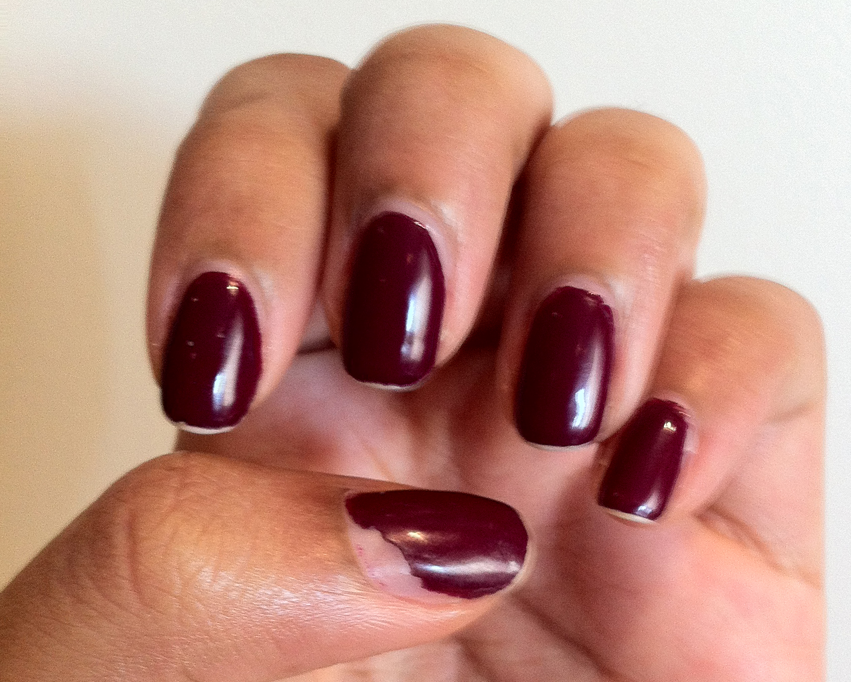Gel Nails Chipped After One Day Nail Ftempo