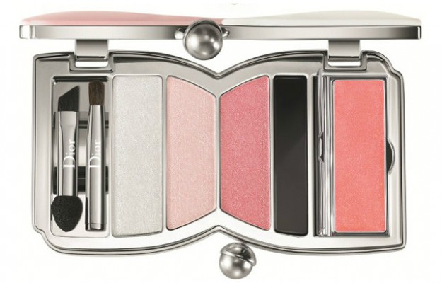 Dior Cherie Grey in Rose Perle
