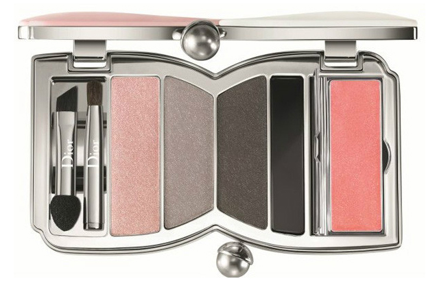 Dior Cherie Grey in Rose Poudr
