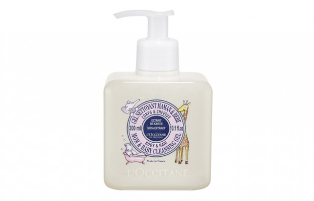 Loccitane Shea Mom & Baby Cleansing Gel