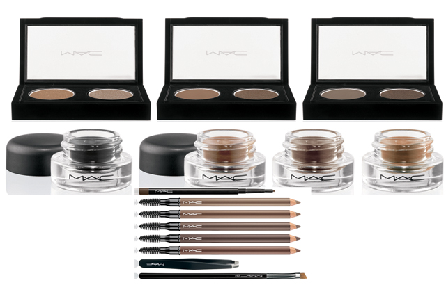 MAC Stylish Brow Collection
