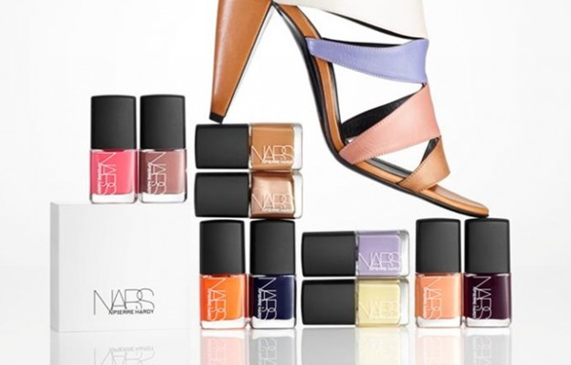 Pierre Hardy for Nars nail polishes