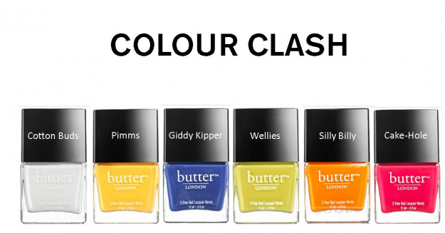 Butter London Colour_Clash