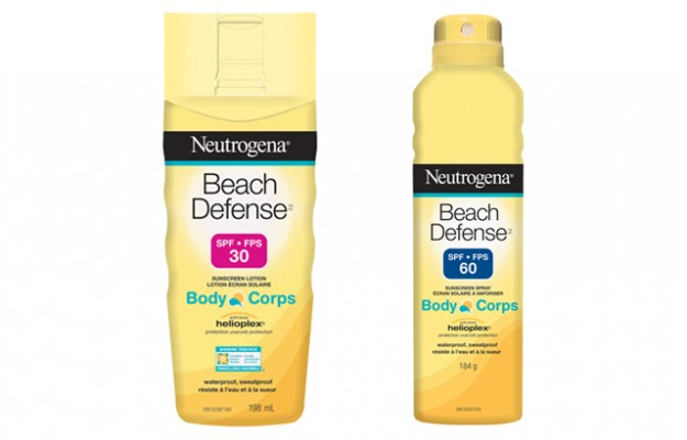 Neutrogena Beach Defence Sunscreen