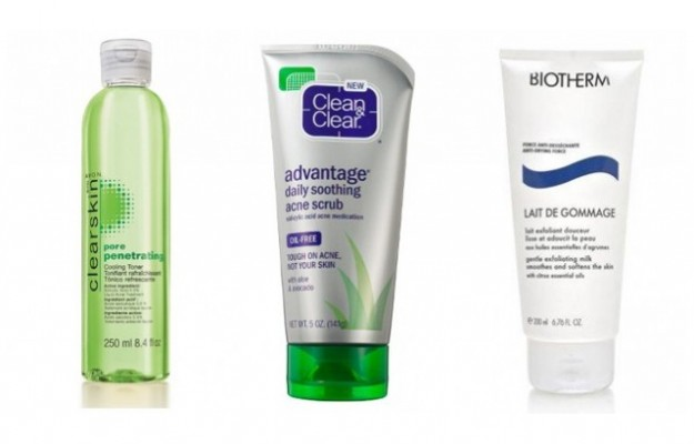 back to school skincare