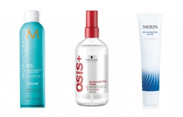 fall's best volumizers
