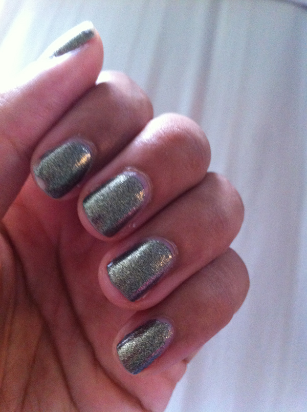 steel gaze after seven days