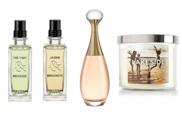 summer's best scents