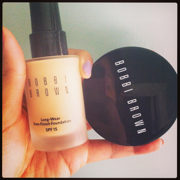 bobbi brown long wear even finish foundations