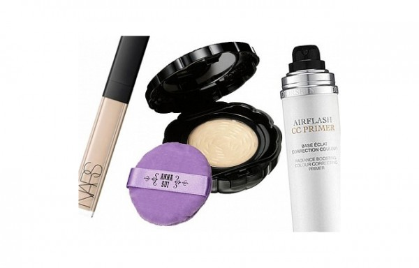primers and concealers