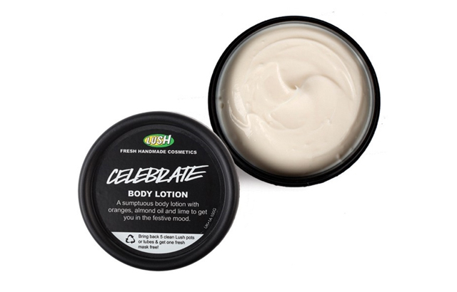 Lush Celebrate Body Lotion