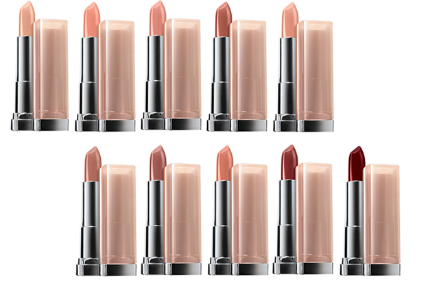 Nude Lips: The Buffs By Maybelline | Canadian Beauty