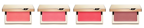 Clarins cream blushes