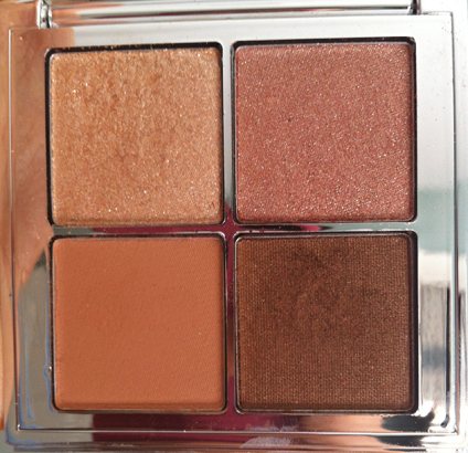 bobbi brown bronze glow eye palette