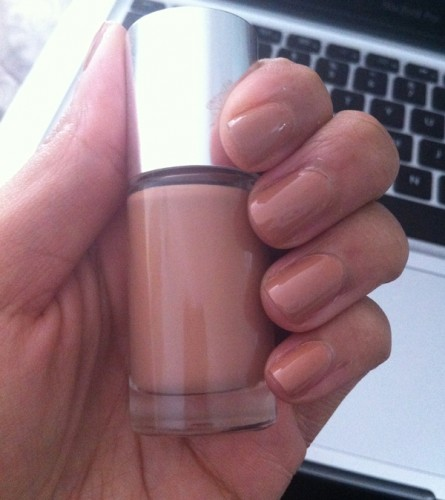 clinique do not disturb swatch