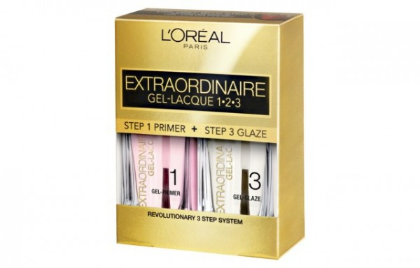 Loreal gel lacque system