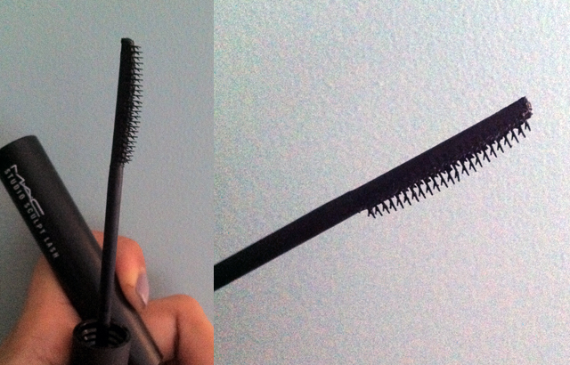 Now on counters mac studio sculpt lash mascara canadian for Mascara with comb wand