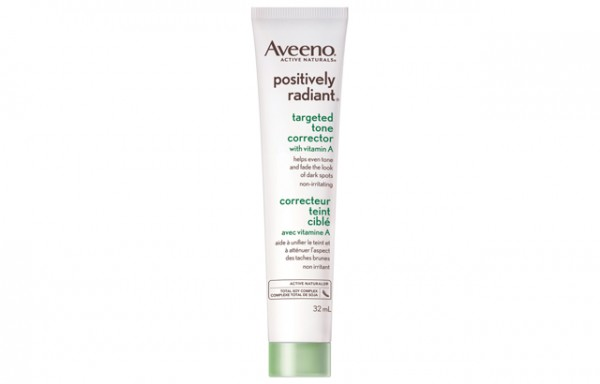 Aveeno Positively Radiant Targeted Tone Corrector | Canadian Beauty