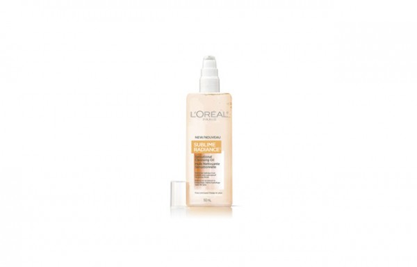 sublime radiance cleansing oil
