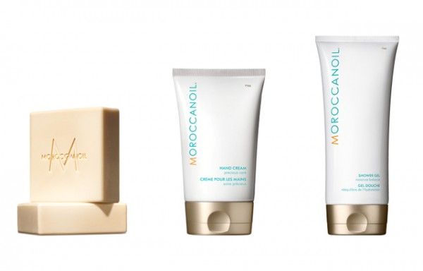 moroccanoil body products