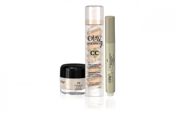 Olay CC eye creams