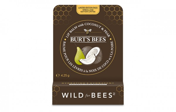 Burts Bees wild for Bees Lipbalm