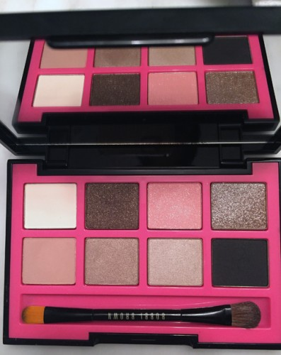 Bobbi Brown Hot Nudes Palette