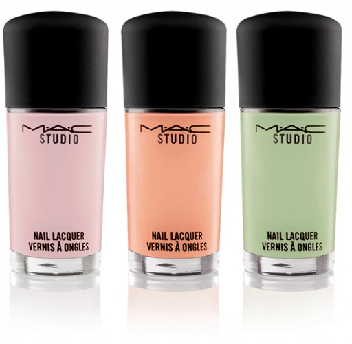 MAC is Beauty Nail Lacquers