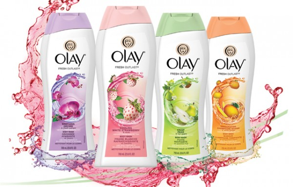 Olay Fresh Outlast Collection