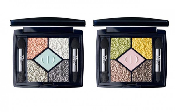 Dior glowing Gardens shadows