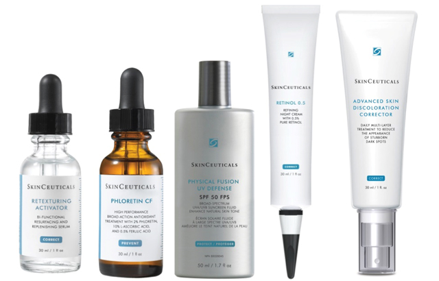 Counterfeit SkinCeuticals products have been found on unauthorized retailer websites. These fake products are considered unsafe and should not be used. SkinCeuticals cannot confirm that the ingredients, concentrations, formulation, manufacturing, quality, storage and handling of these suspect products follow our quality standards.