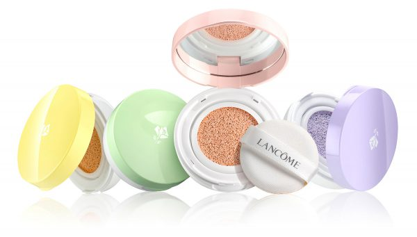 lancome cushion color correcting primers