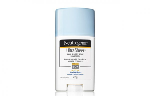 Neutrogena Ultra Sheer Sun Stick