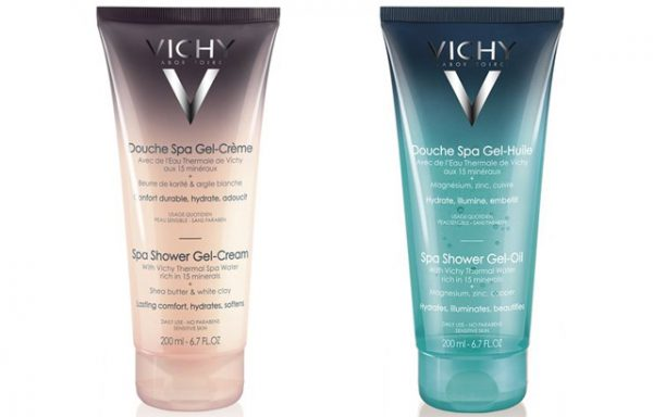 Vichy Spa Shower Gels