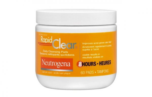 Neutrogena Rapid Clear Cleansing Pads