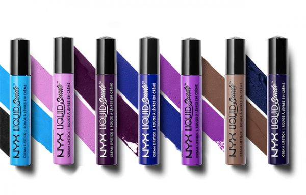 NYX Suede Lip Creams