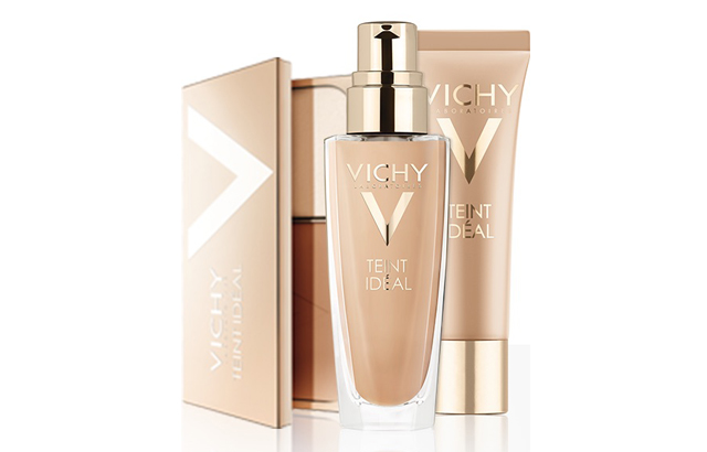 new favourite foundation vichy teint ideal canadian beauty. Black Bedroom Furniture Sets. Home Design Ideas