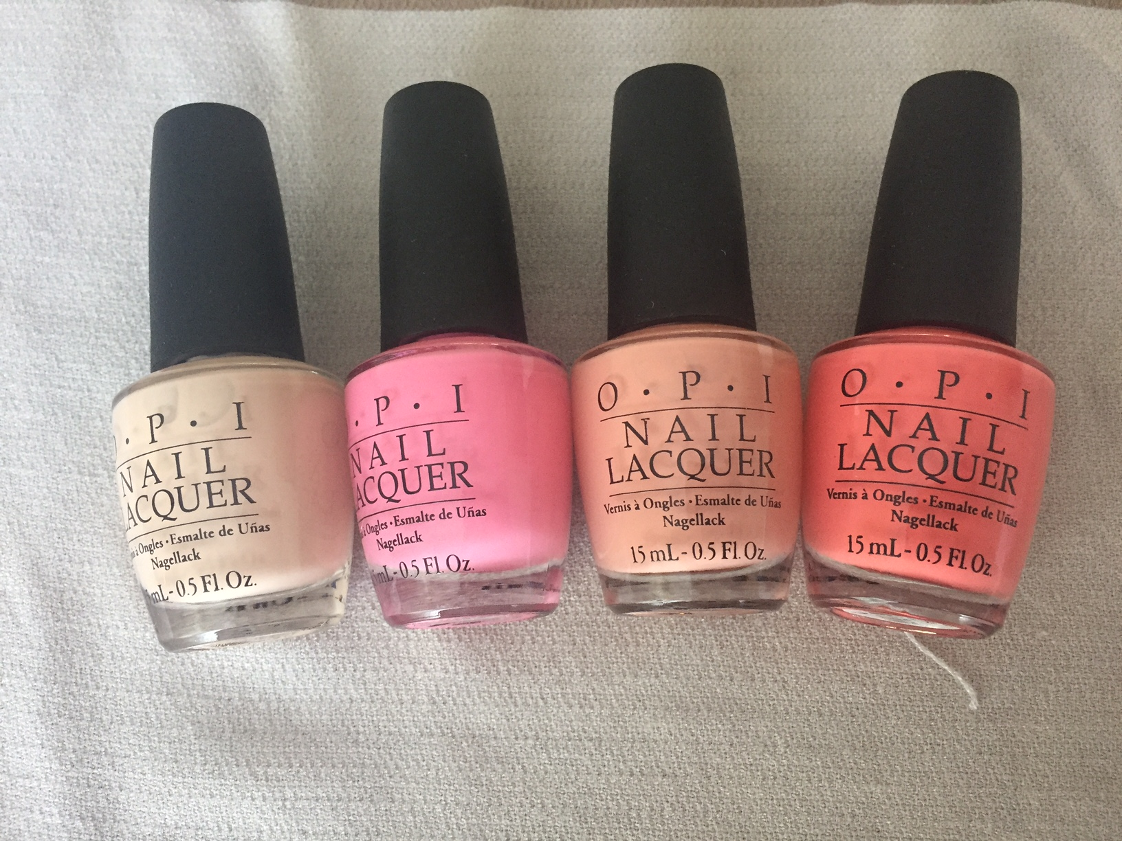 Opi California Dreaming Nail Polish Pictures Canadian Beauty